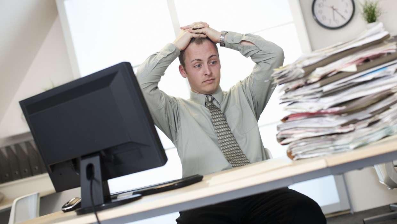 stress v práci